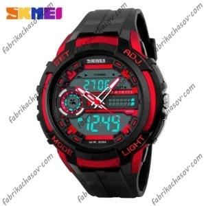 Часы Skmei 1202 Красные