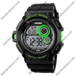 Часы Skmei 1222 Зеленые