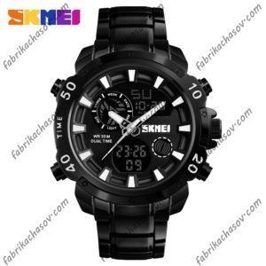 Часы Skmei 1306 Черные