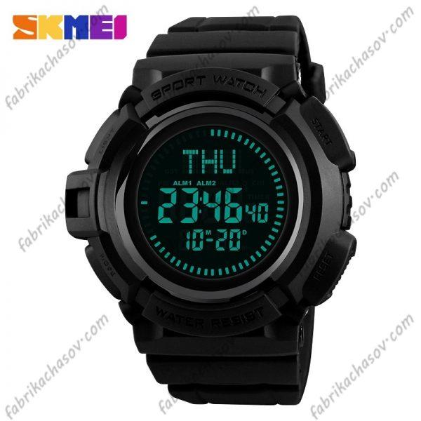 Часы Skmei 1300 Черные