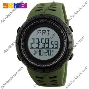 Часы Skmei 1295 Зеленые