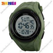 Часы Skmei 1313 Зеленые