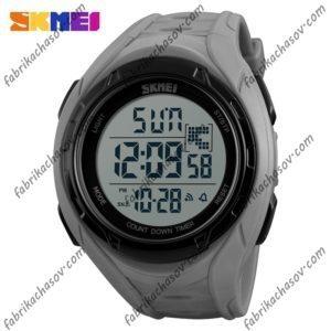 Часы Skmei 1313 Серые