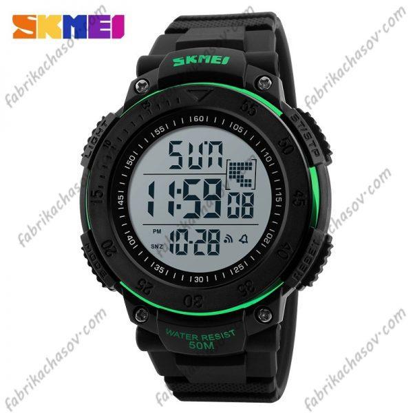 Часы Skmei 1127 Зеленые