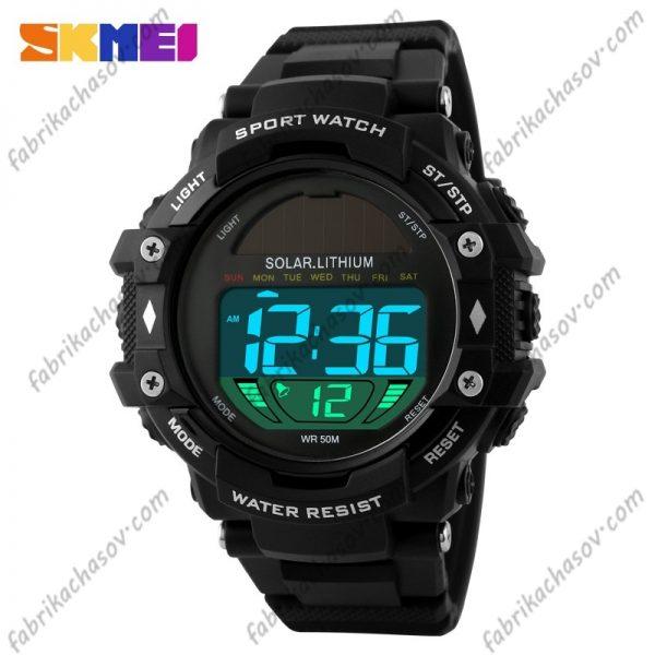 Часы Skmei 1129 Черные