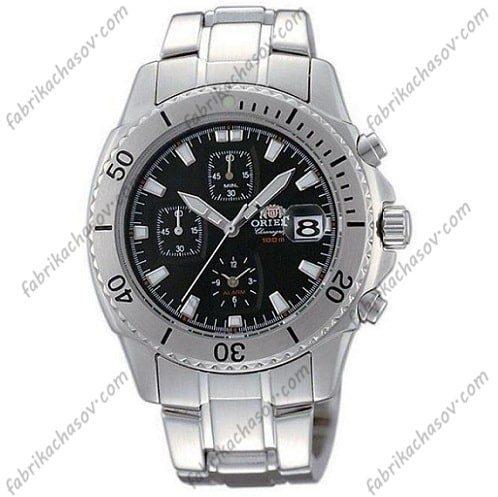 Часы ORIENT CHRONOGRAHP CTD0B001B0