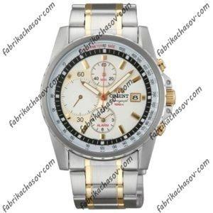Часы ORIENT CHRONOGRAHP CTD0V006W0