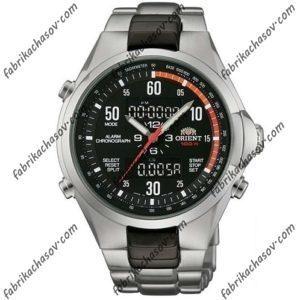 Часы ORIENT CHRONOGRAHP CVZ02001B0