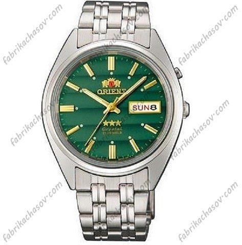 Часы ORIENT 3 STARS FEM0401PF9