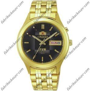 Часы ORIENT 3 STARS FEM5V001B6