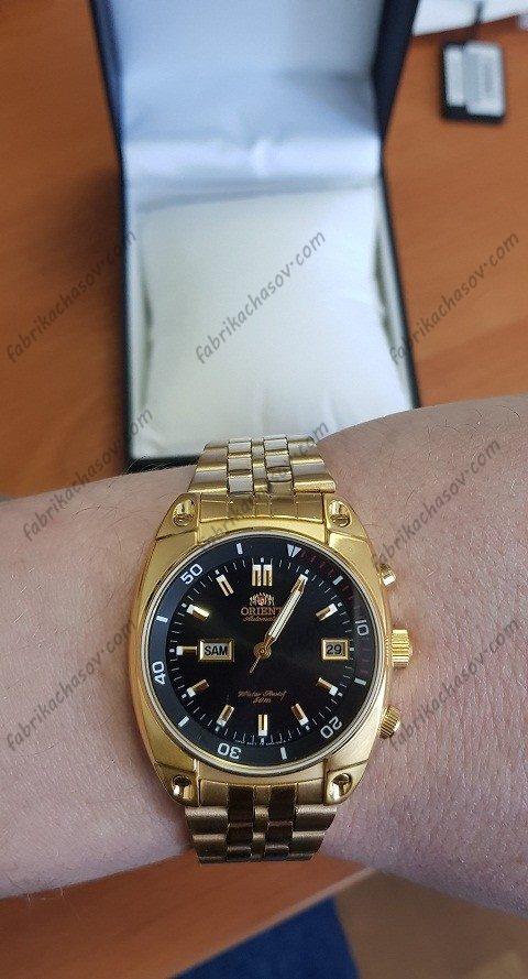 Часы ORIENT AUTOMATIC FEM60003BJ