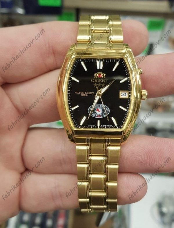 Часы ORIENT 3 STARS FEMAV001BS