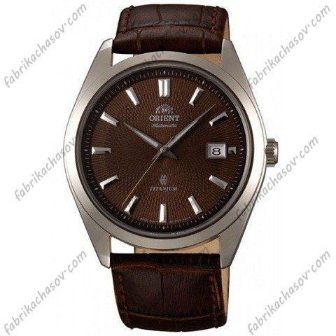 Часы ORIENT TITANIUM FER2F004T0