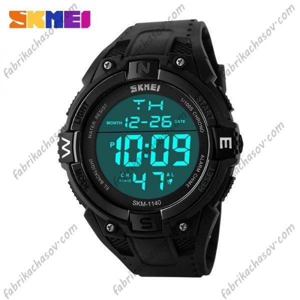 Часы Skmei 1140 Черные