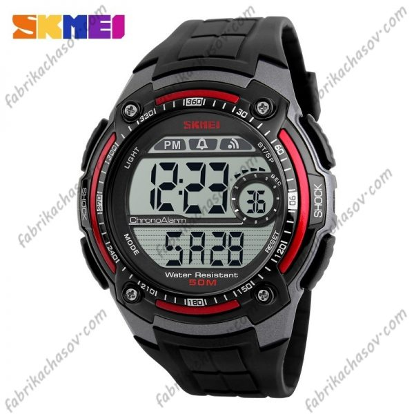 Часы Skmei 1203 Красные