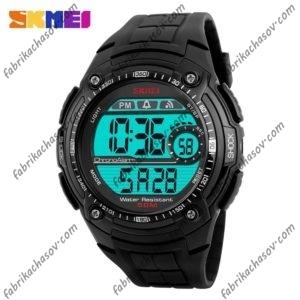 Часы Skmei 1203 Черные
