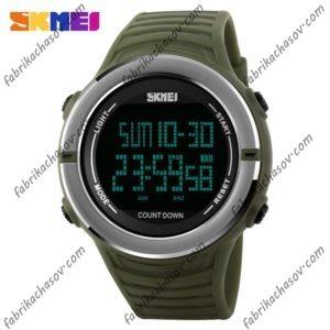 Часы Skmei 1209 Зеленые