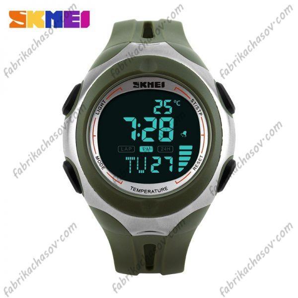 Часы Skmei 1080 Зеленые