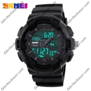 Часы Skmei 1189 Черные