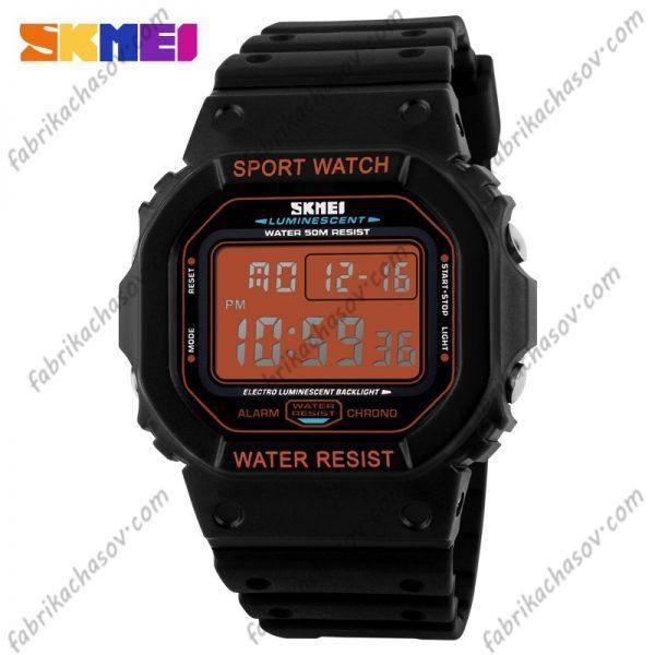 Часы Skmei 1134 Оранжевые