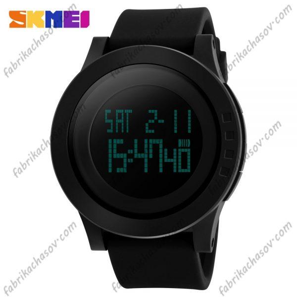 Часы Skmei 1142 Черные