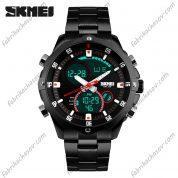 Часы Skmei 1146 Черные