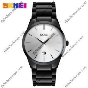 Часы Skmei 9140 серебристые