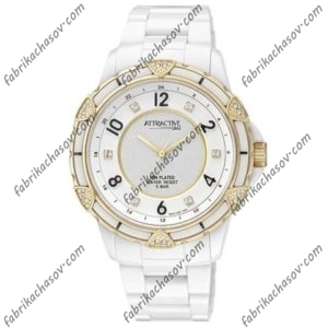 Женские часы Q&Q ATTRACTIVE DA57J002Y
