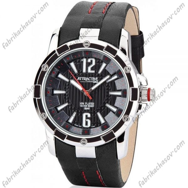 Мужские часы Q&Q ATTRACTIVE DA22J302Y