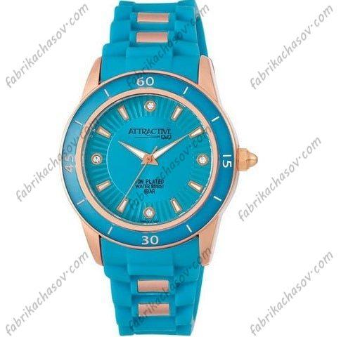 Женские часы Q&Q ATTRACTIVE DA43-112