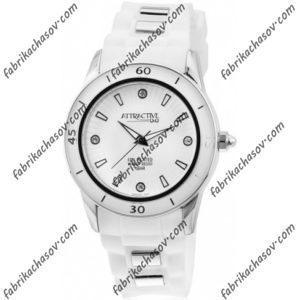 Женские часы Q&Q ATTRACTIVE DA43-301