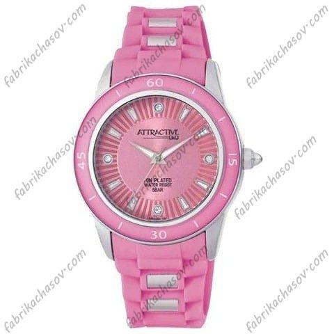 Женские часы Q&Q ATTRACTIVE DA43J302Y
