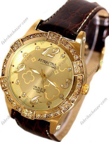 Женские часы Q&Q ATTRACTIVE DA47J103Y
