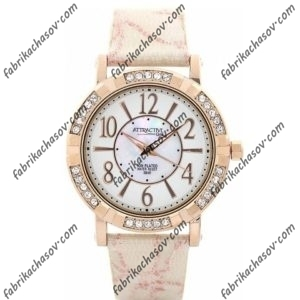 Женские часы Q&Q ATTRACTIVE DA59J104Y