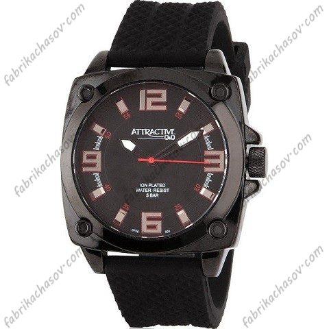 Мужские часы Q&Q ATTRACTIVE DF06J505Y