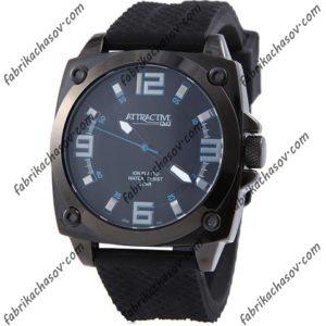 Мужские часы Q&Q ATTRACTIVE DF06J525Y