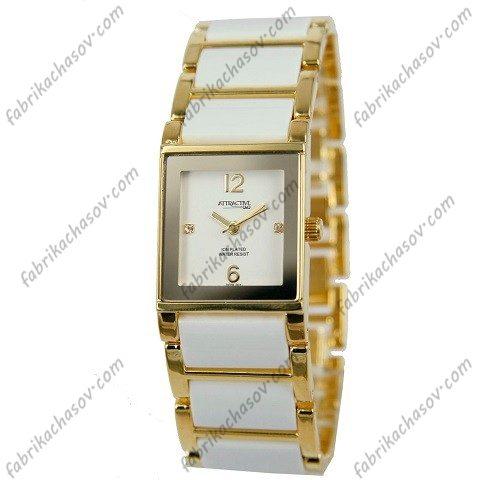 Женские часы Q&Q ATTRACTIVE DF09J001Y