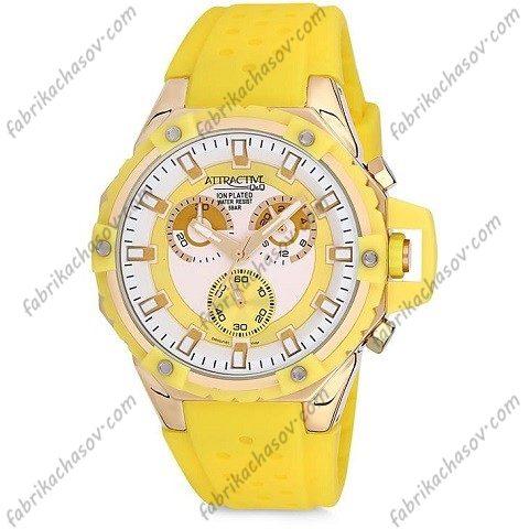 Женские часы Q&Q ATTRACTIVE DG02J181Y