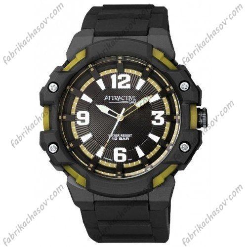 Мужские часы Q&Q ATTRACTIVE DG06J004Y