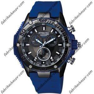 Мужские часы Q&Q ATTRACTIVE DG10J502Y