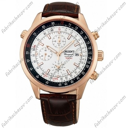 Часы Orient Chronograph FTD09005W0