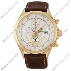 Часы Orient Chronograph FTD0T001N0