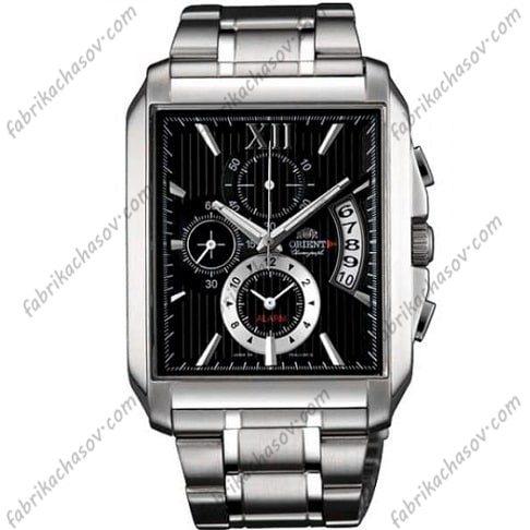 Часы Orient Chronograph FTDAJ002B0