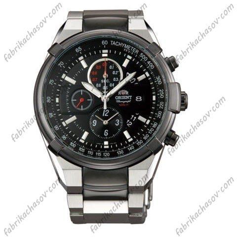 Часы Orient Chronograph FTT0J002B0