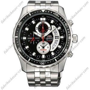 Часы Orient Chronograph FTT0Q001B0