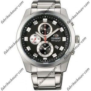 Часы Orient Chronograph FTT0U002B0