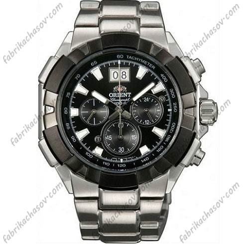Часы Orient Chronograph FTV00002B0