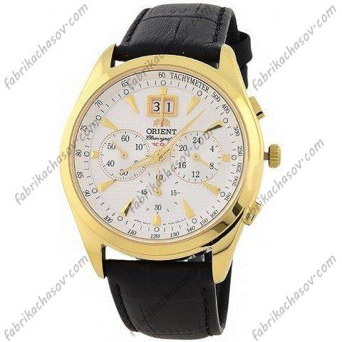 Часы Orient Chronograph FTV01002W0