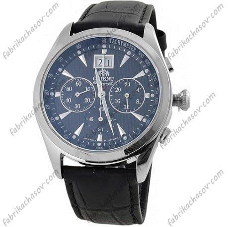 Часы Orient Chronograph FTV01004B0