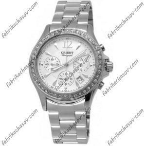 Часы  Orient Chronograph FTW00004W0